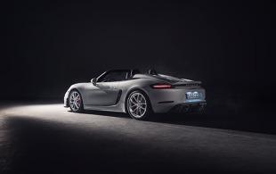 Porsche 718 Spyder i 718 Cayman GT4. Mocne 4-litrowe silniki pod maską