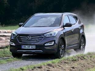 Hyundai Santa Fe III (2012 - teraz)