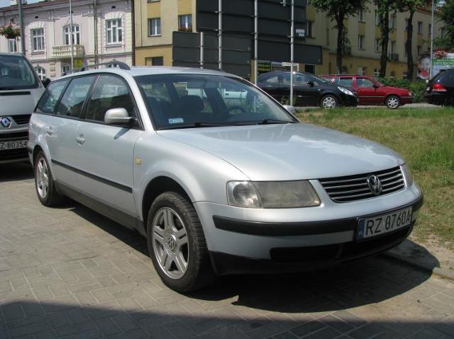 Testujemy używane: Volkswagen Passat B5 - solidne kombi
