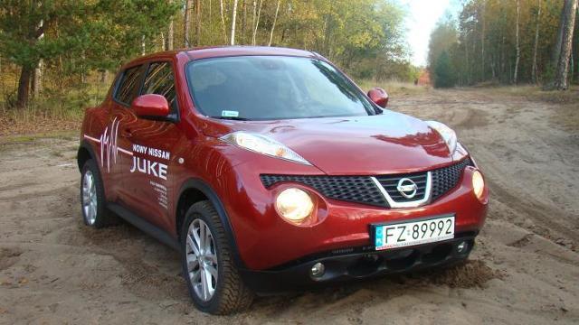 Testujemy: Nissan Juke – szybki i oryginalny