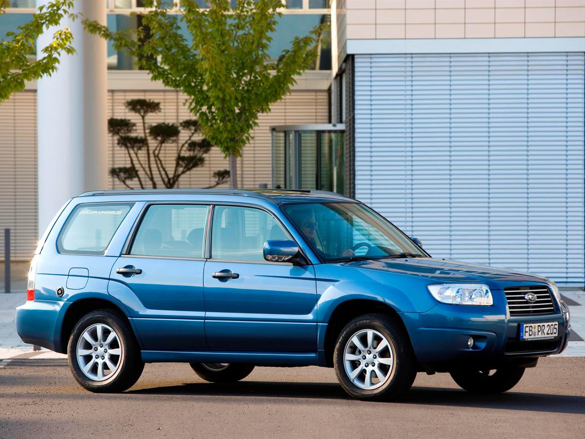Subaru forester 2005 2008 fot subaru