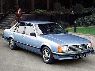 Opel Senator A (1977 - 1987) Sedan
