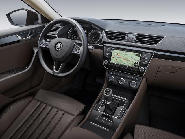 zdjęcie Skoda Superb Hatchback