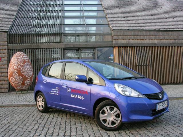 Testujemy: Honda Jazz - mały wielki samochód