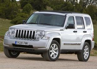 Jeep Cherokee IV [KK] (2008 - 2012) SUV