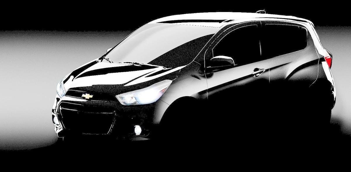 Nadchodzi Nowy Chevrolet Spark