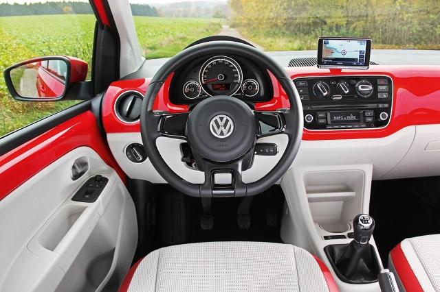 zdjęcie Volkswagen eco up!