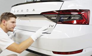 Skoda. Start produkcji pierwszego auta marki z napędem hybrydowym