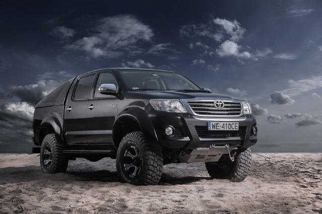 zdjęcie Toyota Hilux Adventure