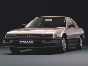 Honda Prelude II (1983 - 1987) Coupe