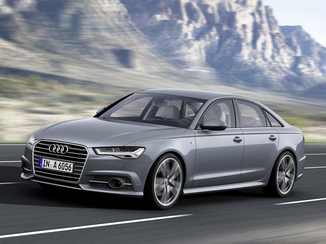 zdjęcie Audi A6