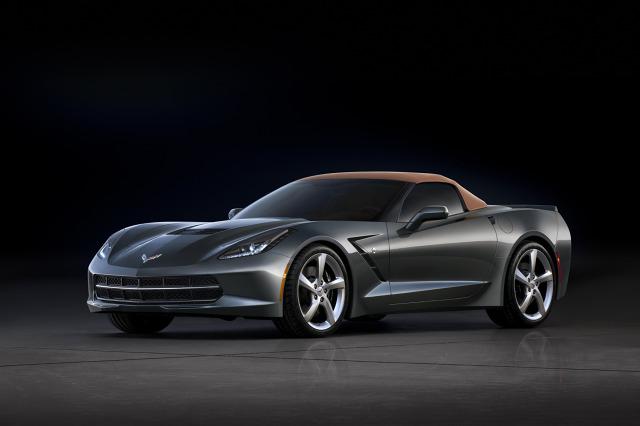 zdjęcie Chevrolet Corvett Stingray Kabriolet