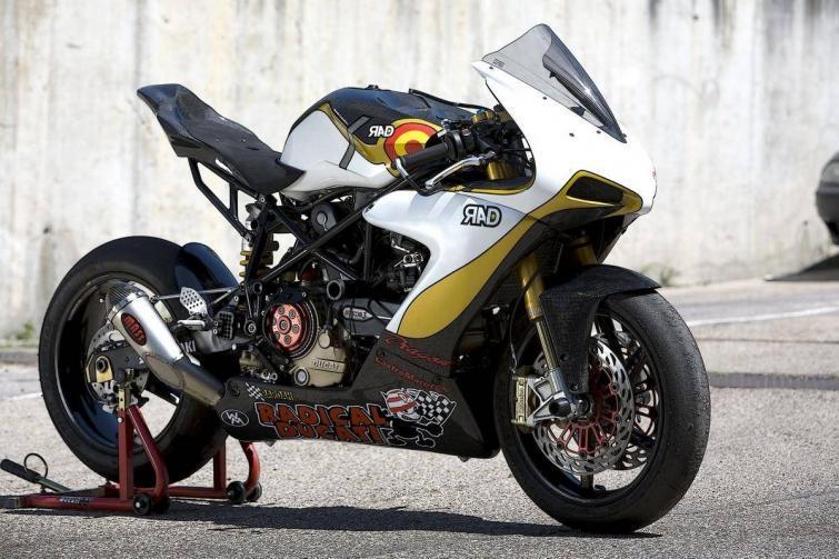 Radical Ducati RAD 02 Corsa Evo - hiszpańskie evolucje
