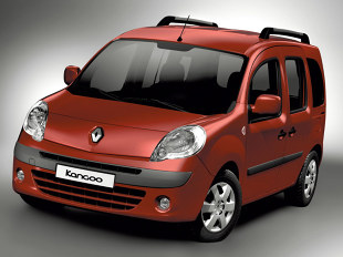 Renault Kangoo II (2008 - teraz) VAN