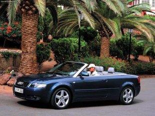Audi A4 II (B6) (2000 - 2005) Kabriolet