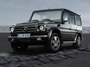 Mercedes-Benz Klasa G W463 (1990 - teraz) SUV
