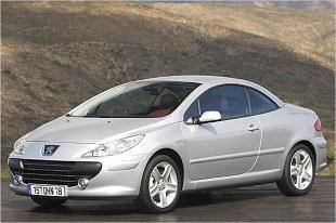Peugeot 307 II (2005 - 2008) Kabriolet