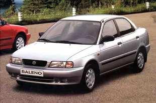 Suzuki Baleno (1995 - 2003) Sedan