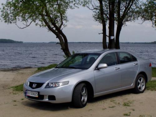 Fot. AME: Klasyczny sedan w wydaniu Hondy z pewnością może się podobać