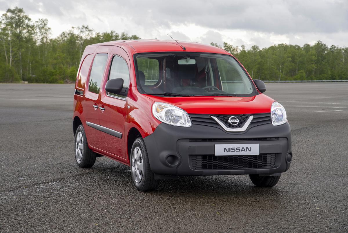 Nissan NV250. Fot. Nissan
