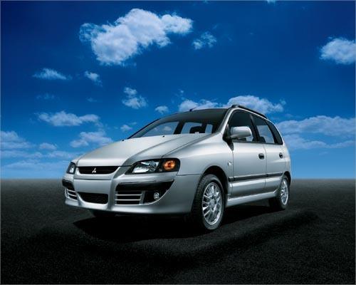 Fot. Mitsubishi: Space Star jest najbardziej popularnym modelem japońskiego producenta w Europie.