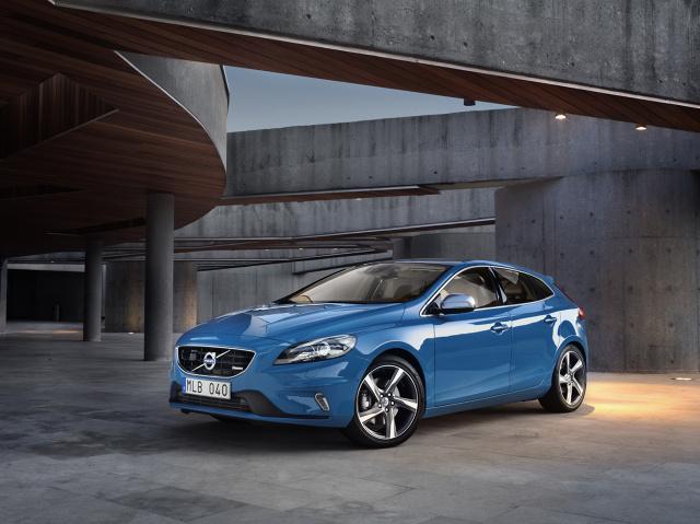 Volvo V40 R-Design, fot.: Volvo