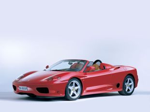 Ferrari 360 (1999 - 2005) Kabriolet