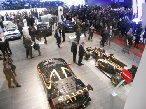 fot. materiały prasowe Lotus Renault GP