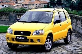 Suzuki Ignis I (2000 - 2006)