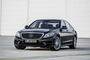 Mercedes-Benz Klasa S W222 (2013 - teraz) Sedan