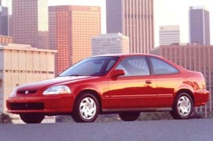Honda Civic VI (1996 - 2000) Coupe