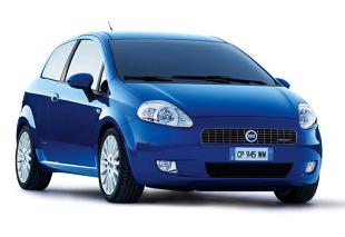 Fiat Punto Grande (2005 - teraz) Hatchback
