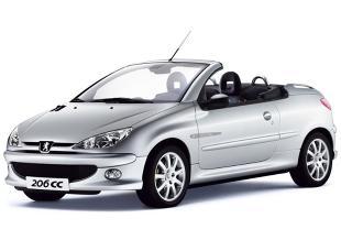 Peugeot 206 I (1998 - 2010) Kabriolet
