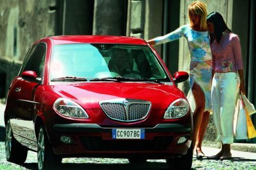 Fot. Lancia: Lancia Ypsilon została okrzyknięta samochodem dla kobiety. Widocznie tak chcieli szefowie od marketingu.