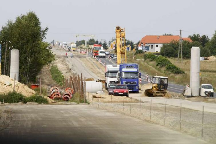 Budowa S17: W weekend omijaj Świdnik, zamkną główny wjazd do miasta