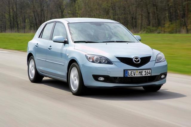 Mazda 3 - tysiące samochodów do serwisu, problem z wycieraczkami