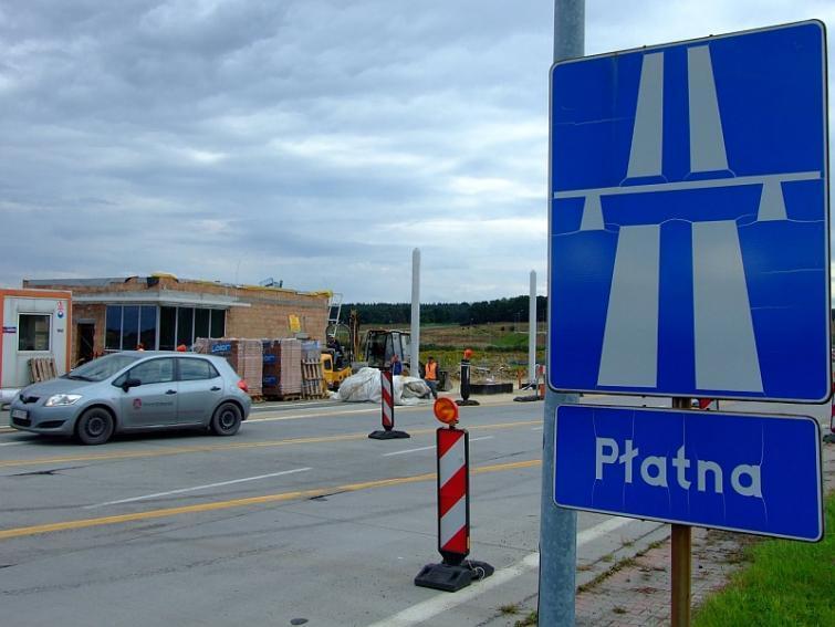 Punkty poboru opłat na autostradzie A4. Bramki obsłuży 30 osób