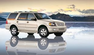 Ford Expedition III (2007 - teraz) SUV