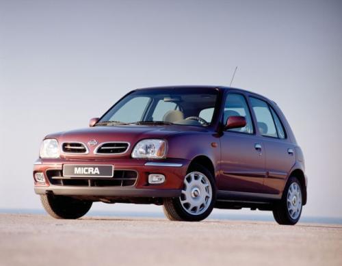 Fot. Nissan: Nissan Micra II generacji produkowana jest od 1992 r. To udany pojazd cieszący się sporym wzięciem na rynku aut używanych.