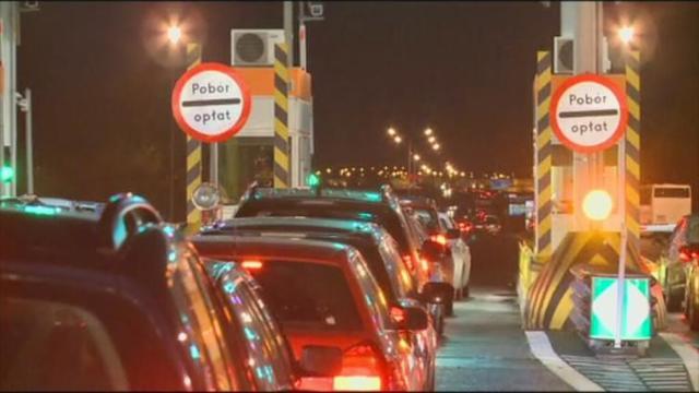 Opłaty za przejazd autostradą A2 z Nowego Tomyśla do Konina są najwyższe w Polsce