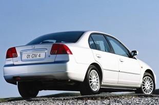 Honda Civic VII (2001 - 2005) Sedan
