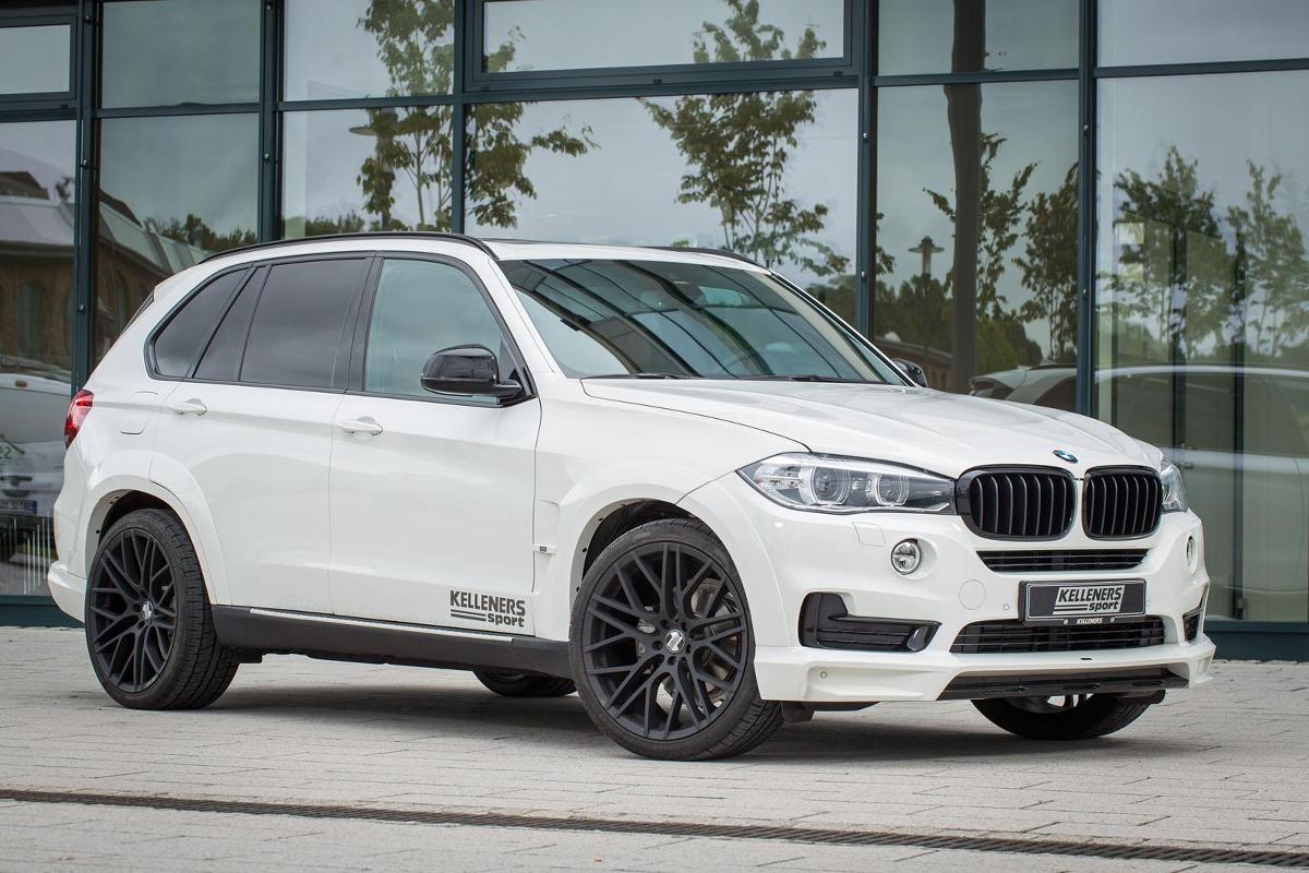 BMW X5 / Fot. Kelleners Sport