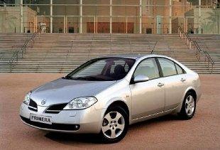 Nissan Primera III [P12] (2002 - 2008) Sedan