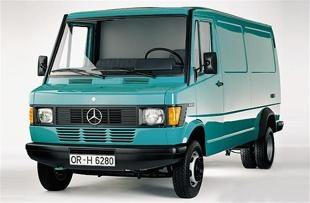 Mercedes-Benz T1 (1977 - 1995) Furgon