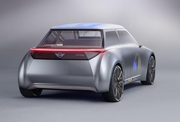 MINI Vision 100 Next Concept  / Fot. MINI