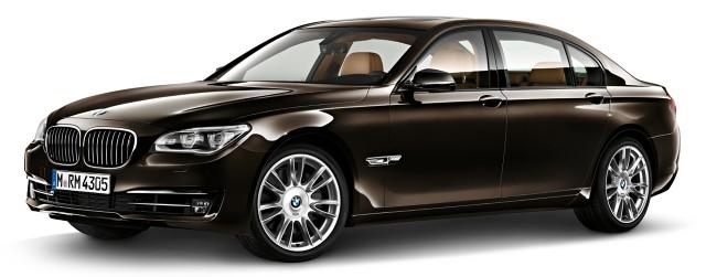 BMW serii 7 Final Limited Edition / Fot. BMW