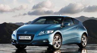 Honda CR-Z (2010 - teraz) Coupe