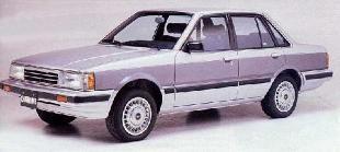 Daihatsu Charmant (1974 - 1987) Sedan