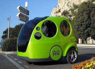 auta na powietrze jad�