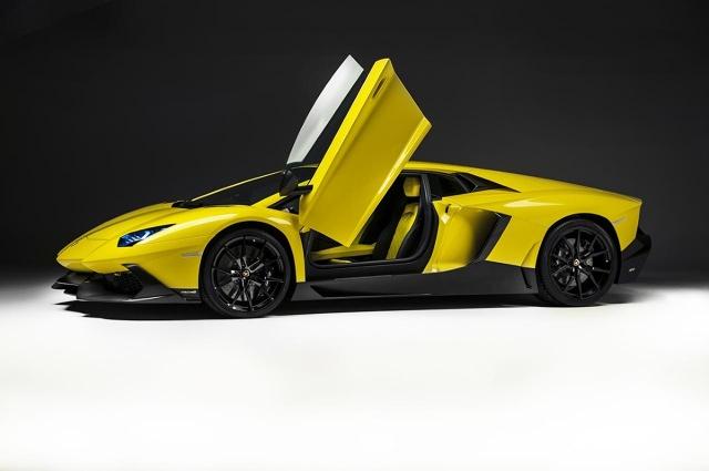 zdjęcie Lamborghini Aventador LP 720-4 50 Anniversario